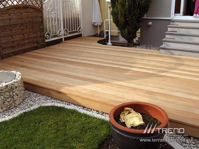 unterkonstruktion bangkirai 45 x 70 x 1000 mm fein geriffelt s b 6 50 m kaufen bei. Black Bedroom Furniture Sets. Home Design Ideas